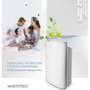 warmtec ap200w recenzja - review