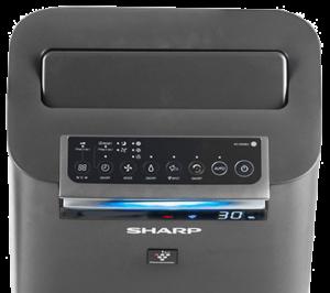 sharp kc g40euh test