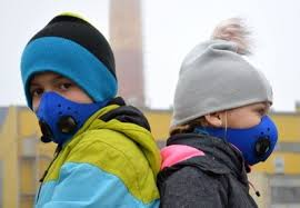 maski dla dzieci - maska antysmogowa dla dzieci