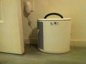 fałszywy oczyszczacz powietrza
