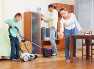 Nowoczesne technologie pomagają utrzymać porządek w domu