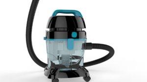 Odkurzacz wodny - podobne rozwiązanie, odmienne efekty